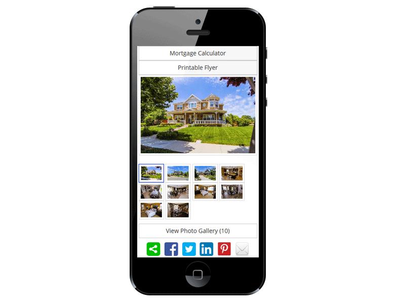 Virtual broker mobile app